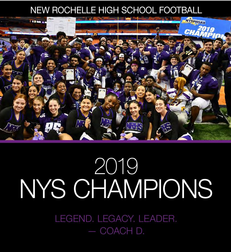 NRHS Yearbook 2019